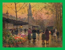 edouard cortes painting (pre auction)