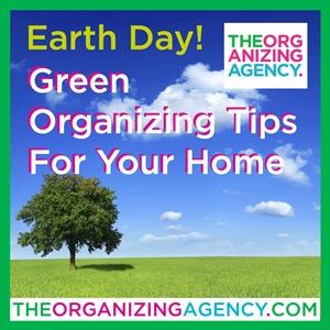 Earth Day Green Organizing