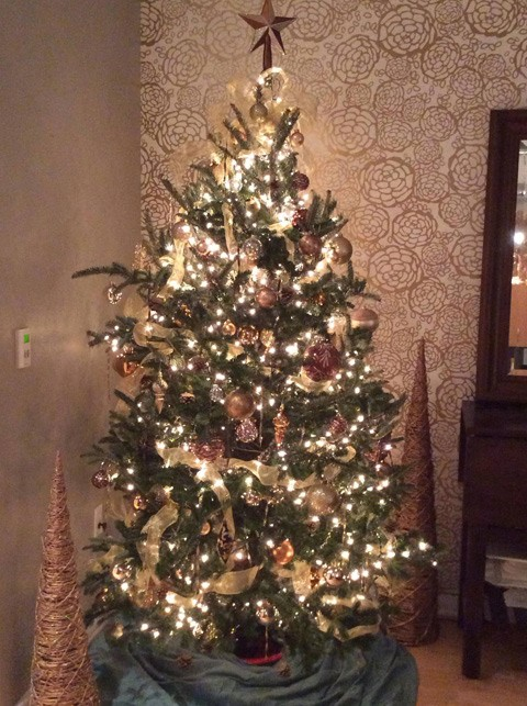 condo christmas treedecorating service washington dc - Christmas Tree Decorating Service