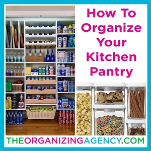 organizing the kitchen pantry how to organize your kitchen pantry the organizing agency 3802