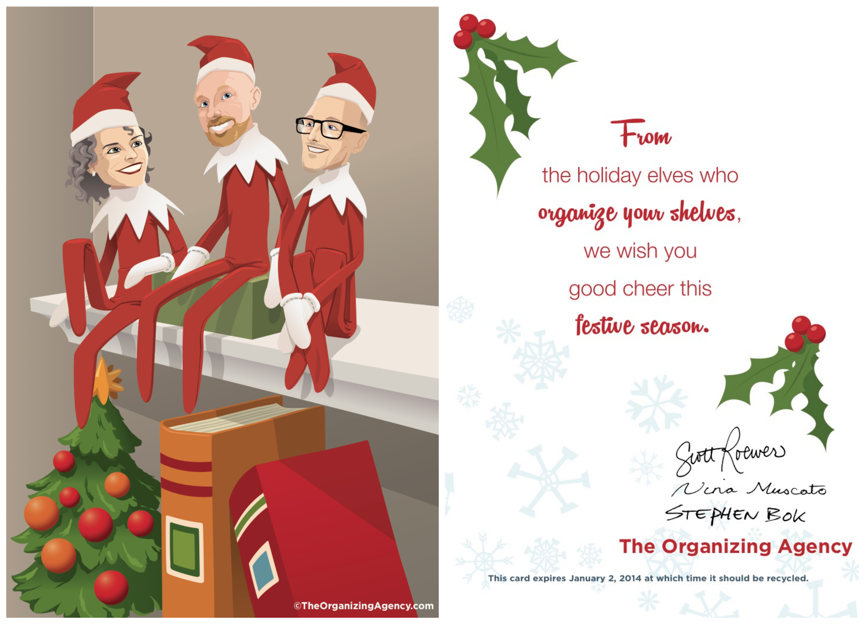 We stopped mailing holiday cards find out why holiday cards kristyandbryce Choice Image